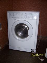 продам стиральную машину Индезит б/у